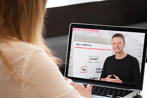 Remote Agile Coaching mit Dieter Eschlbeck